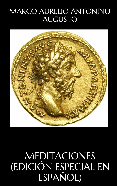 MEDITACIONES (Edición especial en español) eBook: Marco Aurelio ...