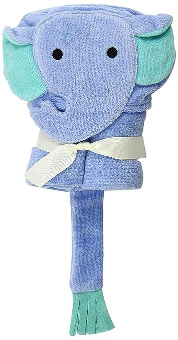 Amazon Com Elegant Baby Bath Time Gift Hooded Towel Wrap