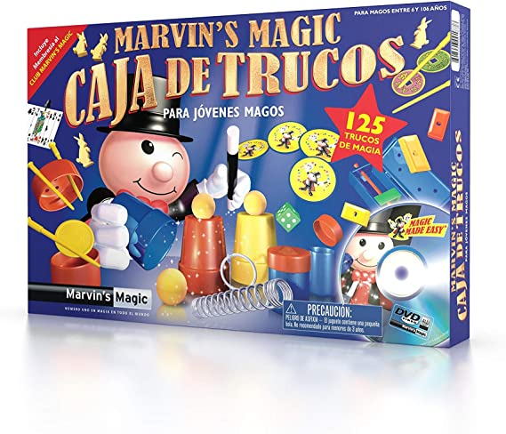 Marvins Magic-¡Magia simplificada para jóvenes Magos (MME 001 ...