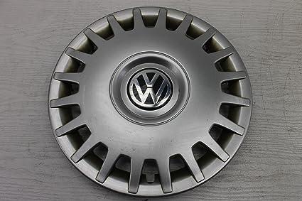1 Original Volkswagen Golf 4 IV Tapacubo Tapacubos 1j0601147h r313