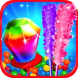 Best Beansprites LLC Game Apps - Ring Pops & Rock Candy Maker - Kids Review