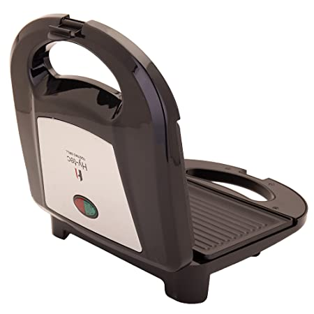 H Hy-tec (Device) Bakelite 750W Sandwich Toastino Griller, Black Pop-up Toasters at amazon