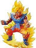 Megahouse Dragon Ball Super: Gedenk-Statue dracap 02: Super Saiyan Son Goku PVC Figur