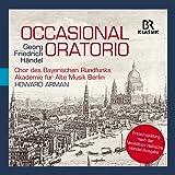 George Frederic Handel: Occasional Oratorio HWV 62 [Julia Doyle; Ben Johnson; Peter Harvey] [Br Klassik: 900520]