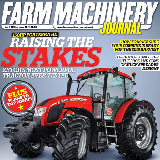 (Farm Machinery Journal)