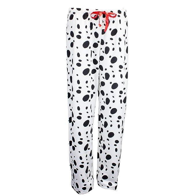 Disney 101 Dalmatians Womens 101 Dalmatians Pajamas at Amazon Womens Clothing store: