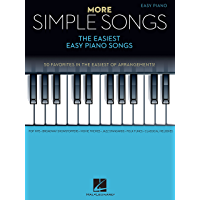 More Simple Songs: The Easiest Easy Piano Songs book cover