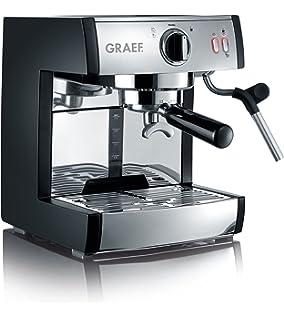 H.Koenig EXP530 Cafetera Express Espresso Profesional, 15 ...