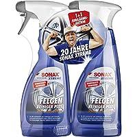 SONAX 02302410 Xtreme Plus - Juego de limpiadores de Llantas (2 Unidades)