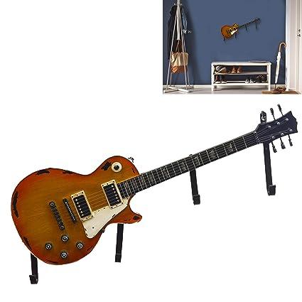 New perchero de pared guitarra Gibson Les Paul (gh9): Amazon ...