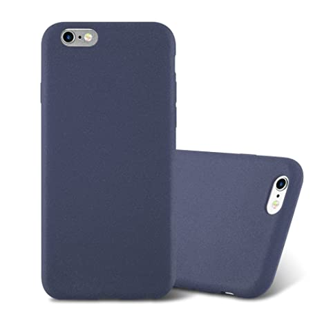 iphone 6 coque apple bleu