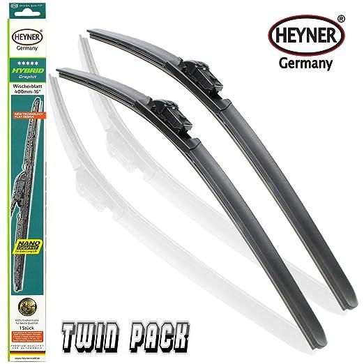 Híbrido HEYNER escobillas del limpiaparabrisas 26