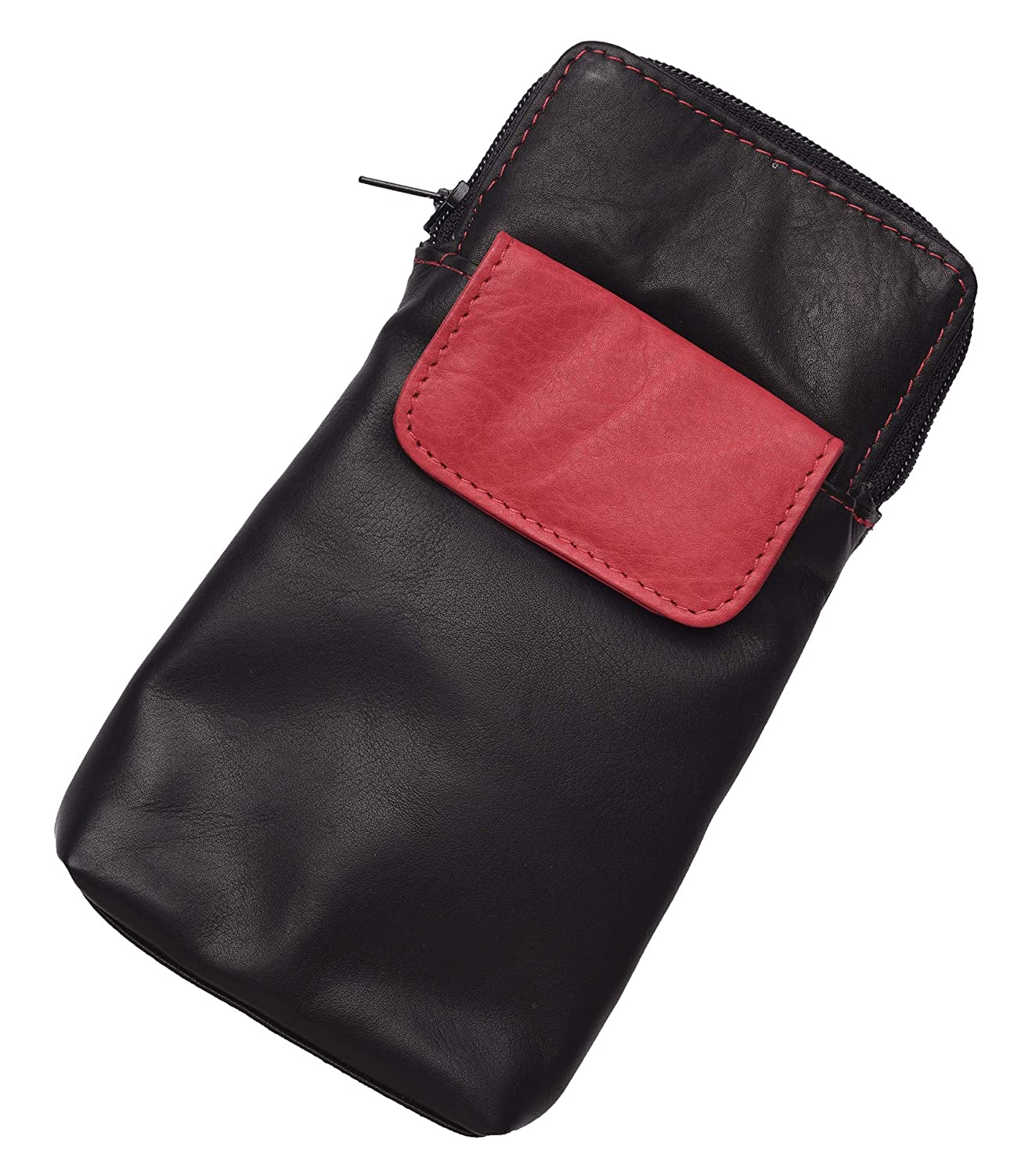 Lambland Mens//Ladies Genuine Soft Leather Glasses//Spectacle Case