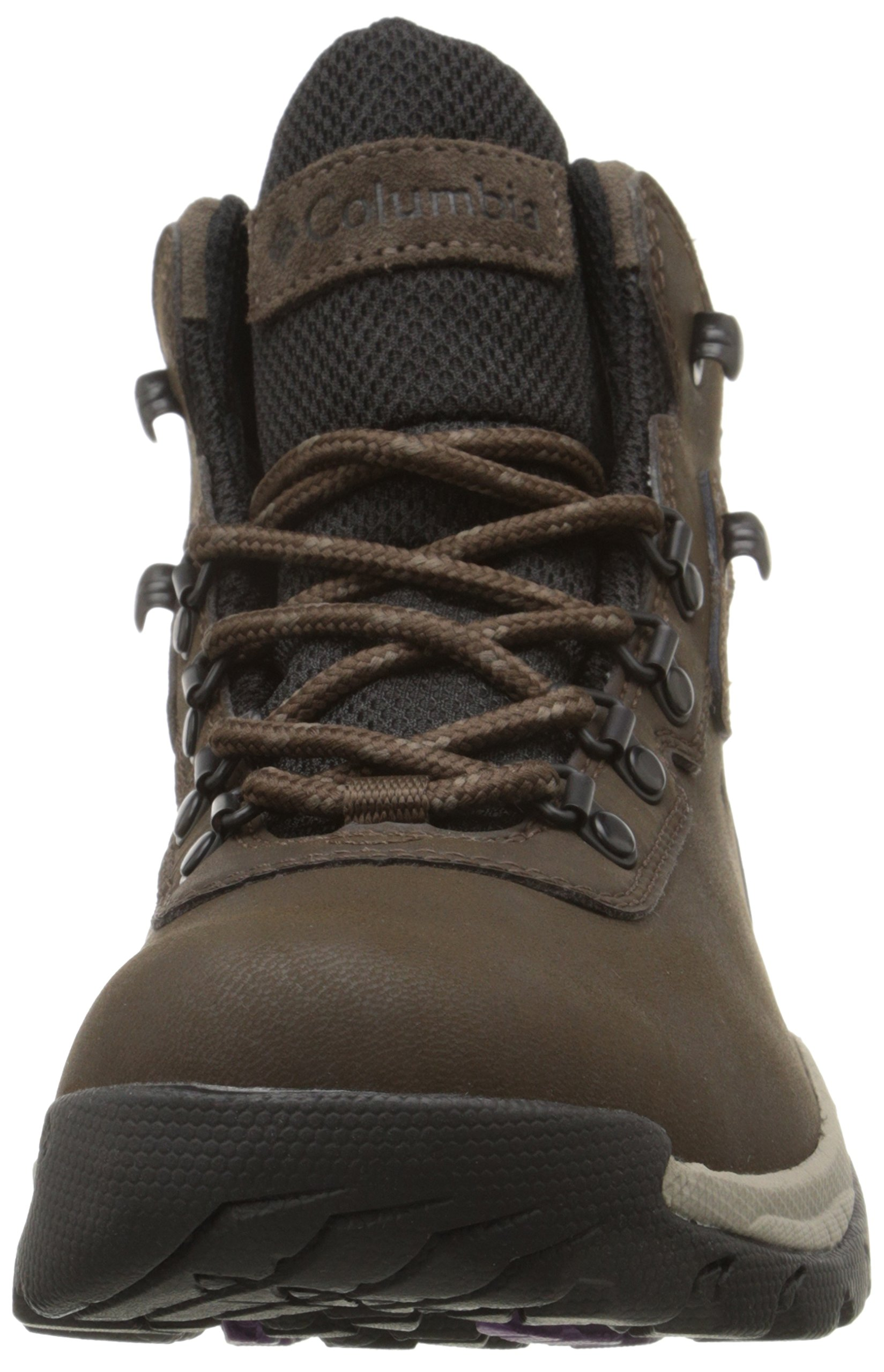 Columbia Women's Newton Ridge Plus Hiking Boot, Cordovan/Crown Jewel, 6 Regular US by Columbia (Image #4)