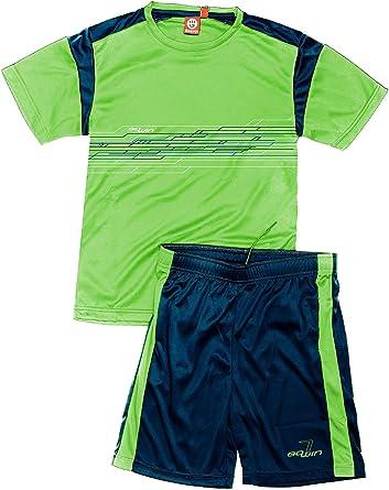 ALPHADVENTURE Go&Win Conjunto Deportivo Dreta Jr Niño Pistañio: Amazon.es: Ropa y accesorios