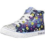 Skechers Kids' Twinkle Breeze 2.0-Sparkles Sneaker