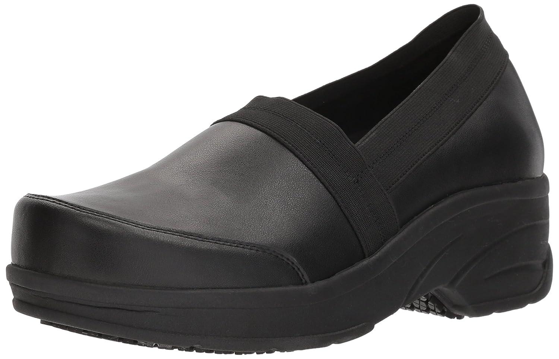 Easy Works Women's Attend Health Care Professional Shoe B075M3SSFQ 9.5 2W US|Black