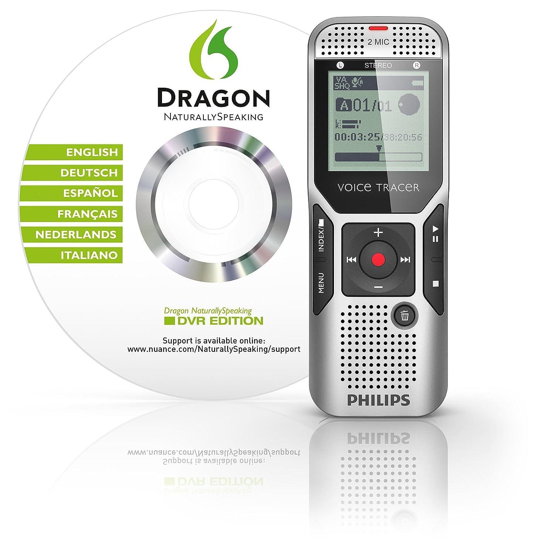 Philips Voice Tracer Registratore digitale DVT1500/00