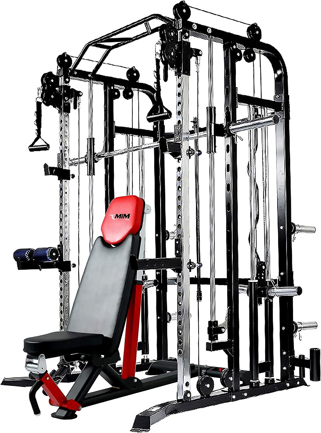 MiM USA Functional Trainer with Bench