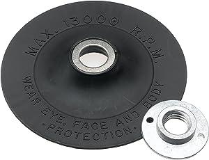 Bosch MG0450 4-1/2-Inch Sander Backing Pad with Lock Nut