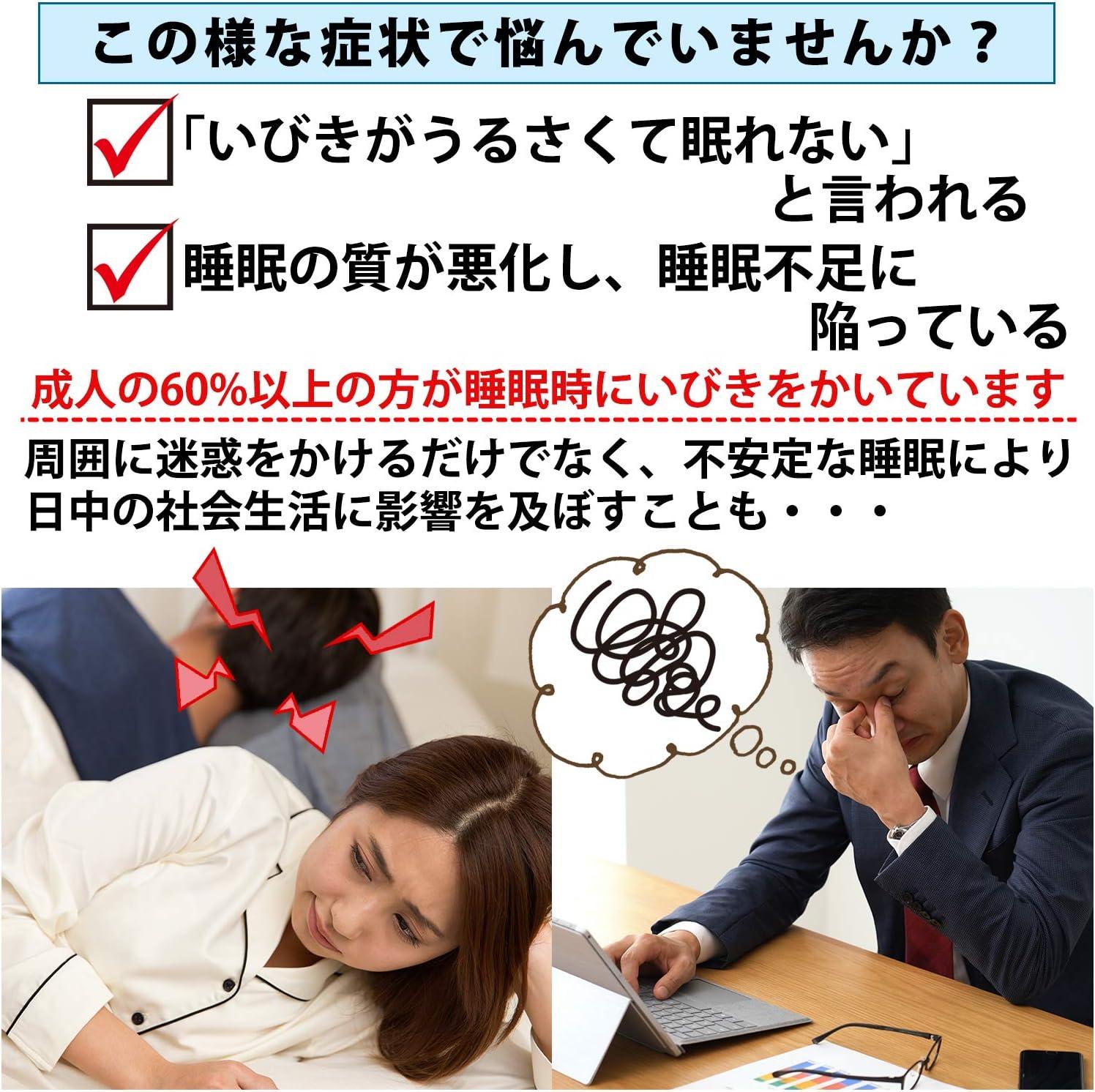 眠れ ない が うるさく て いびき