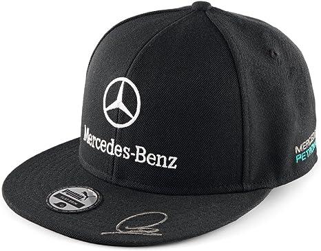 Mercedes AMG Petronas 2014 Lewis Hamilton - Gorra de ala ancha con ...