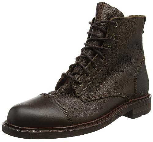 ALDO Acerrassi, Botas Militar para Hombre, Marrón (Camel/38), 42 EU: Amazon.es: Zapatos y complementos
