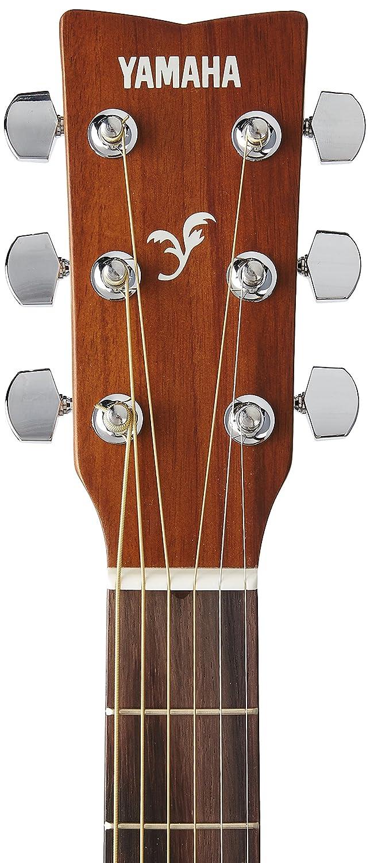 Yamaha F310 Tbs 6 String Acoustic Guitar Right Handed Tobacco Sunburst