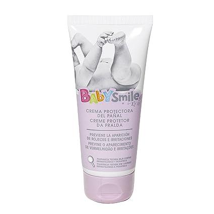BABYSMILE crema para bebés protectora del pañal tubo 100 ml
