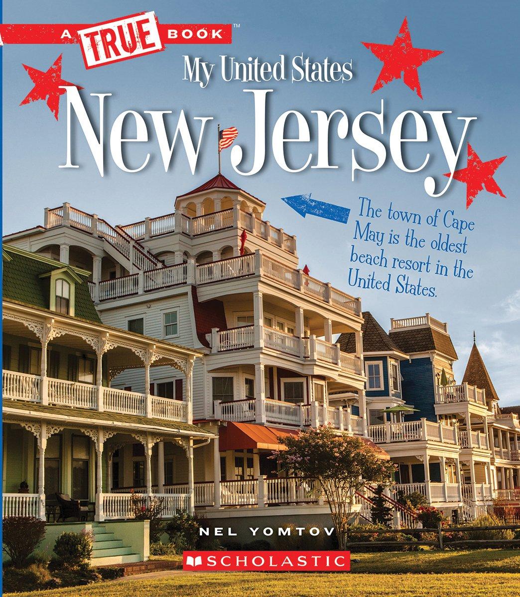 New Jersey (True Books: My United States)