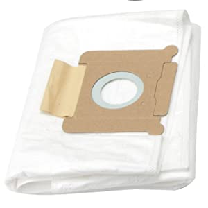 Vacmaster High Efficiency Dust Bag, 2 Pack, VKCB001