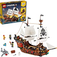 LEGO Creator 3in1 Pirate Ship 31109 Building Kit