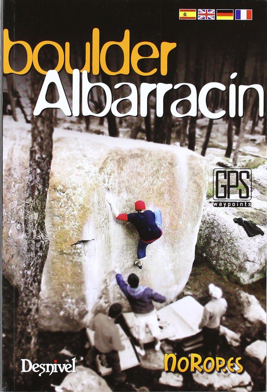 Boulder albarracin (Guias De Escalada): Amazon.es: Aa.Vv.: Libros