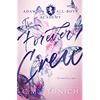 The Forever Crew: A High School Murder-Mystery Romance (Adamson All-Boys Academy Book 3) (English Edition)