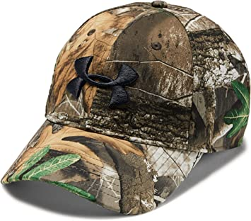 Under Armour Mens Camo Str Upd, Realtree Edge (991)/Black, X ...
