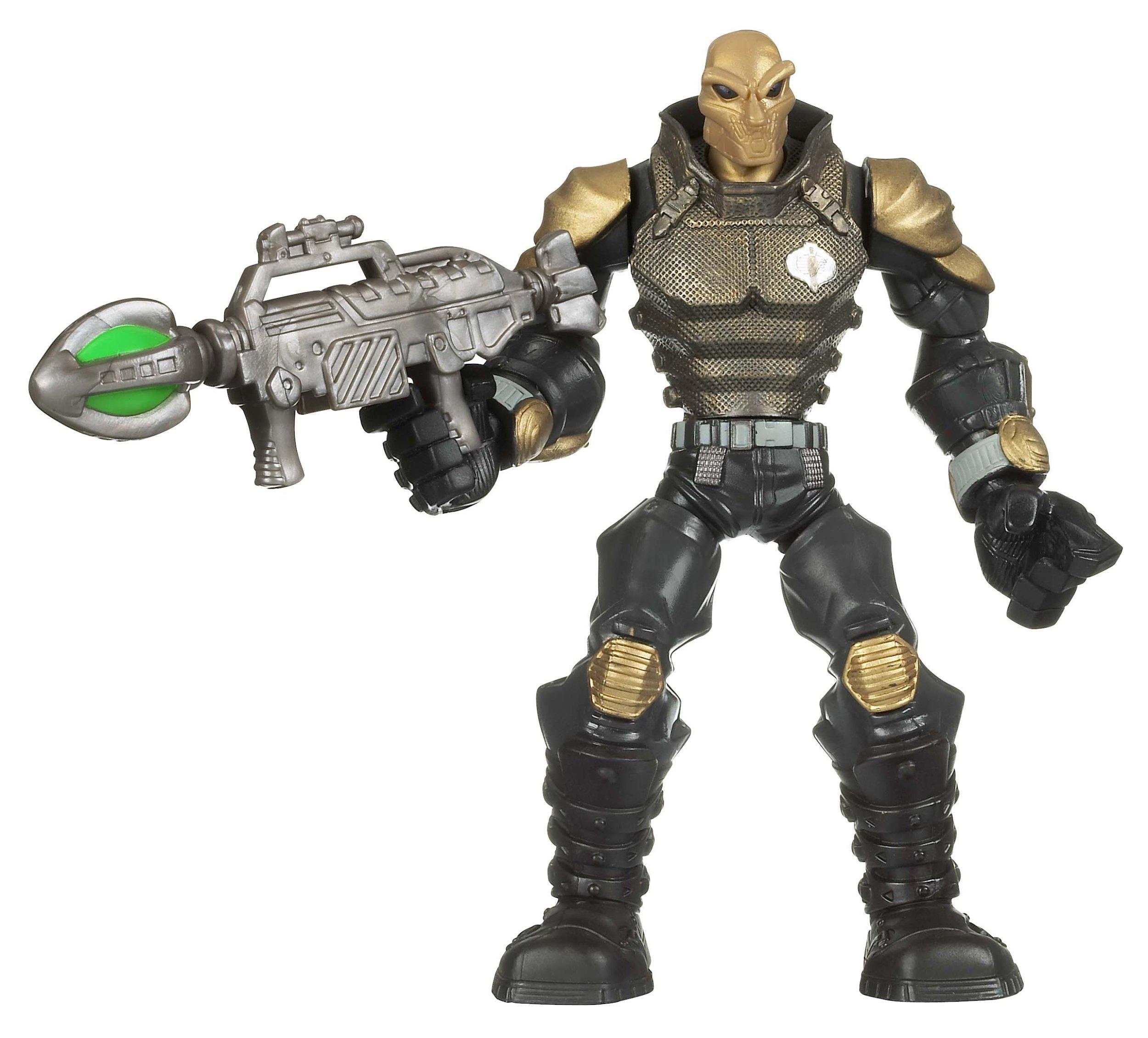 GI Joe Movie Action Battlers Cobra Viper