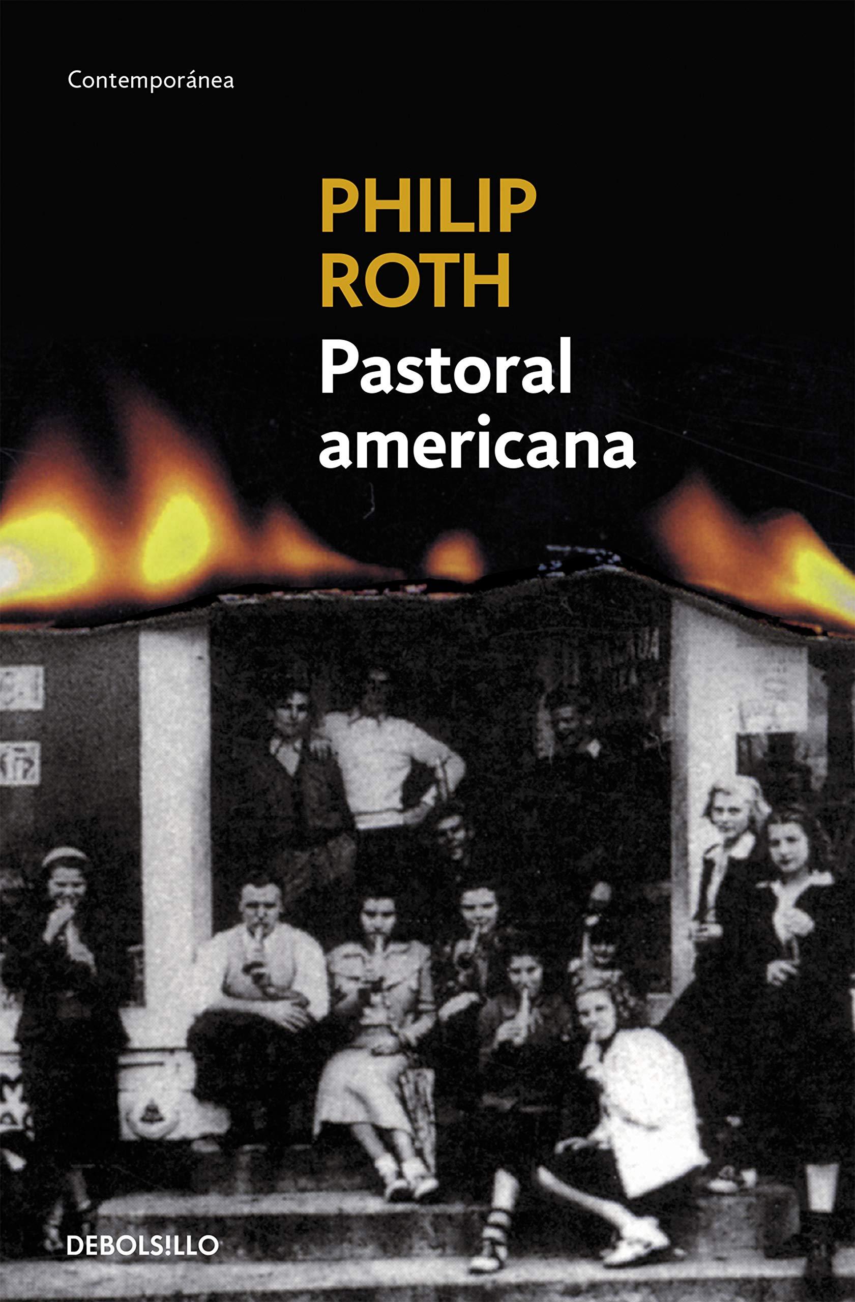 Pastoral americana (Contemporánea): Amazon.es: Roth, Philip: Libros