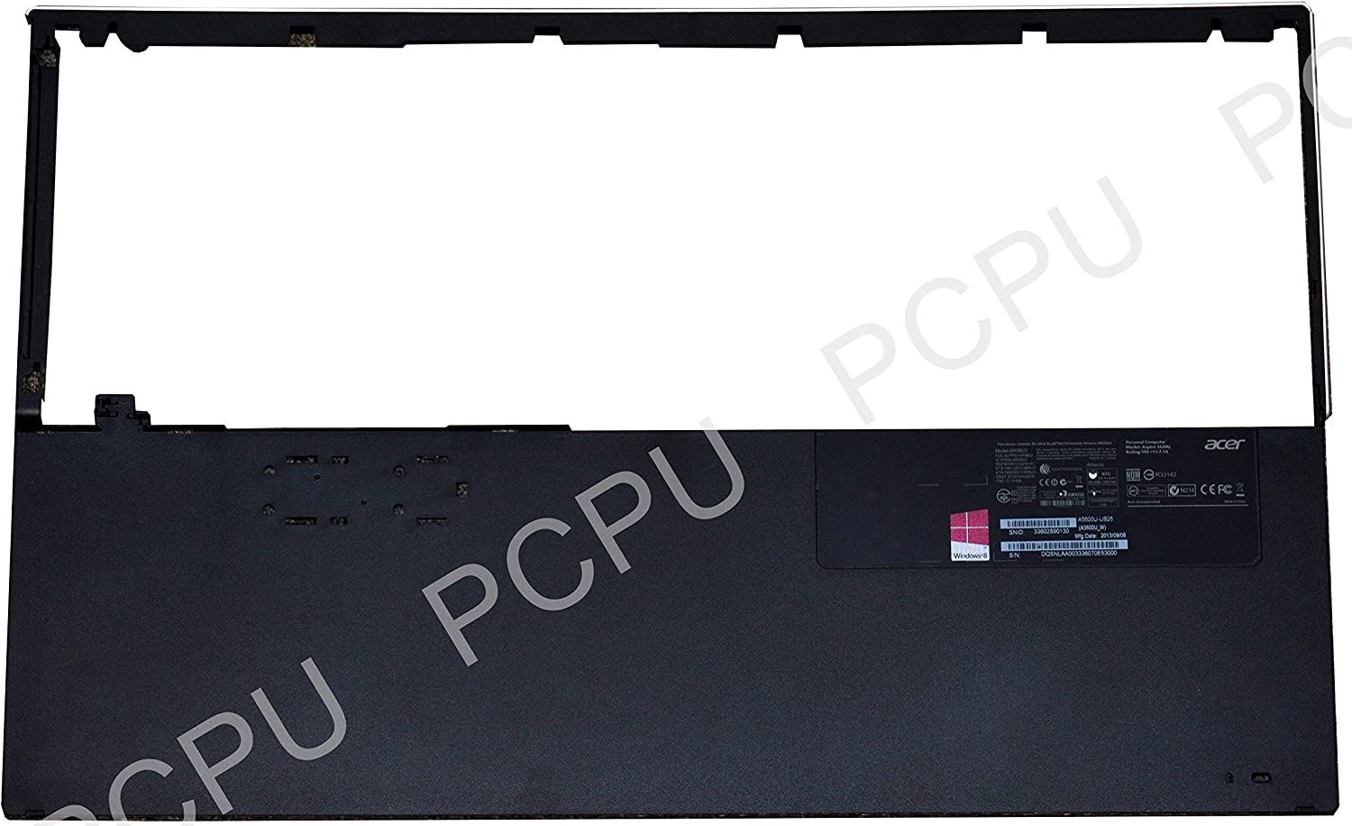 60.SL0D1.001 Acer All in One Aspire 5600U Rear Cover