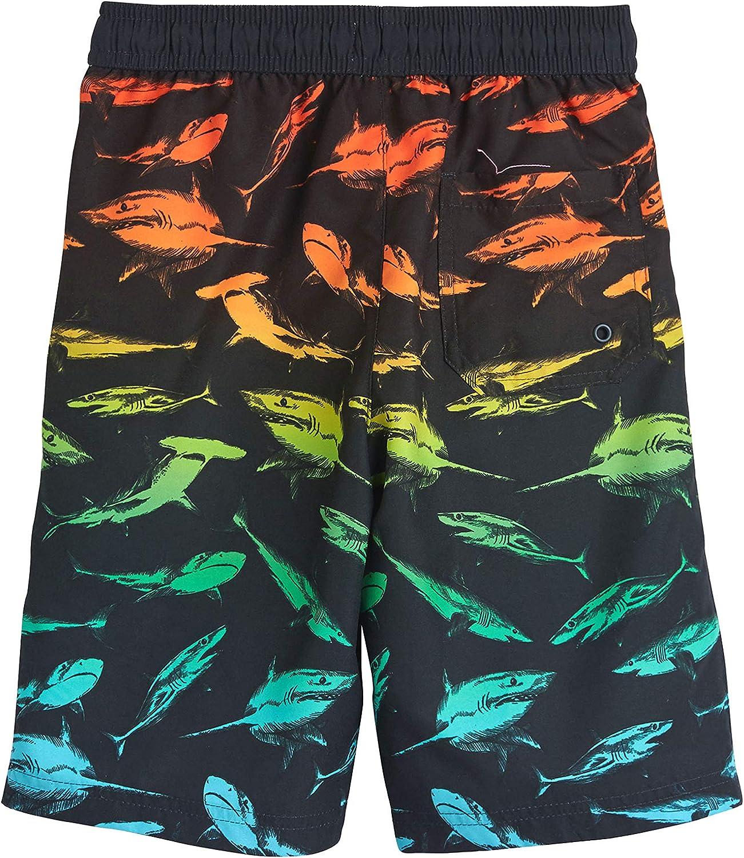next Jungen Haifisch Boardshorts