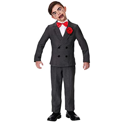 Goosebumps Slappy Costume Child: Clothing
