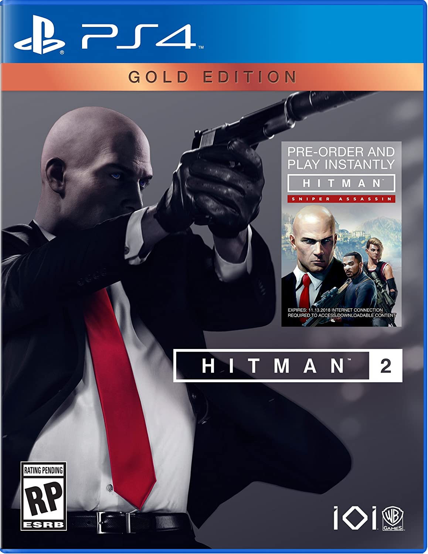 Amazon Com Hitman 2 Gold Edition Playstation 4 Whv Games