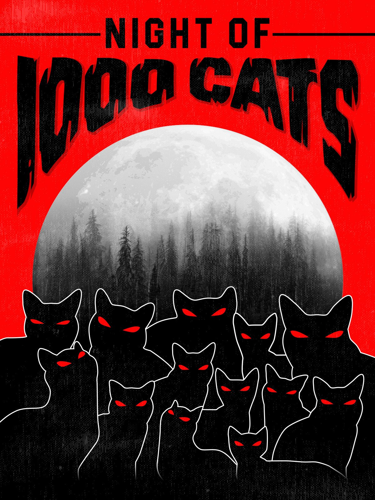 Night of 1000 Cats on Amazon Prime Video UK