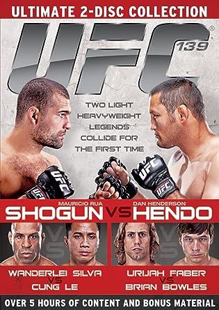 Amazon.co.jp | UFC 139- SHOGUN...