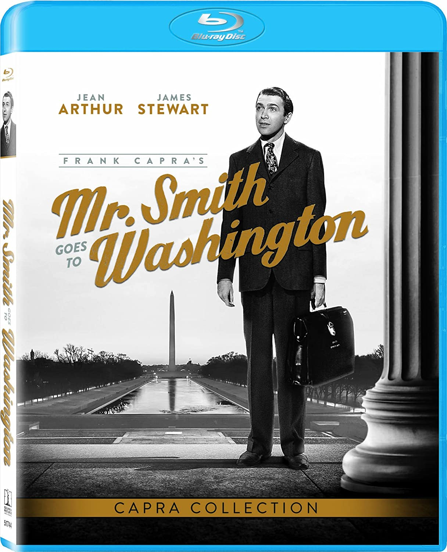 Mr. Smith Goes to Washington [Blu-ray]