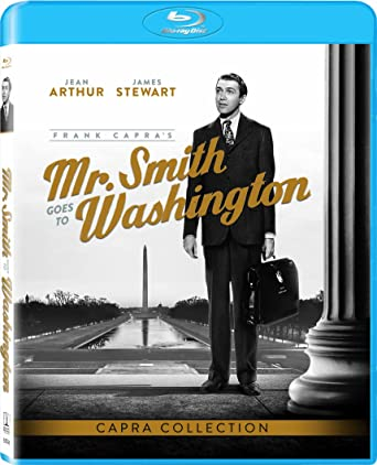 Image result for mr smith goes to washington blu ray