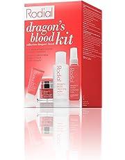 RODIAL Coffret de Soins pour Visage Femme Dragon's Blood, 4 Produits