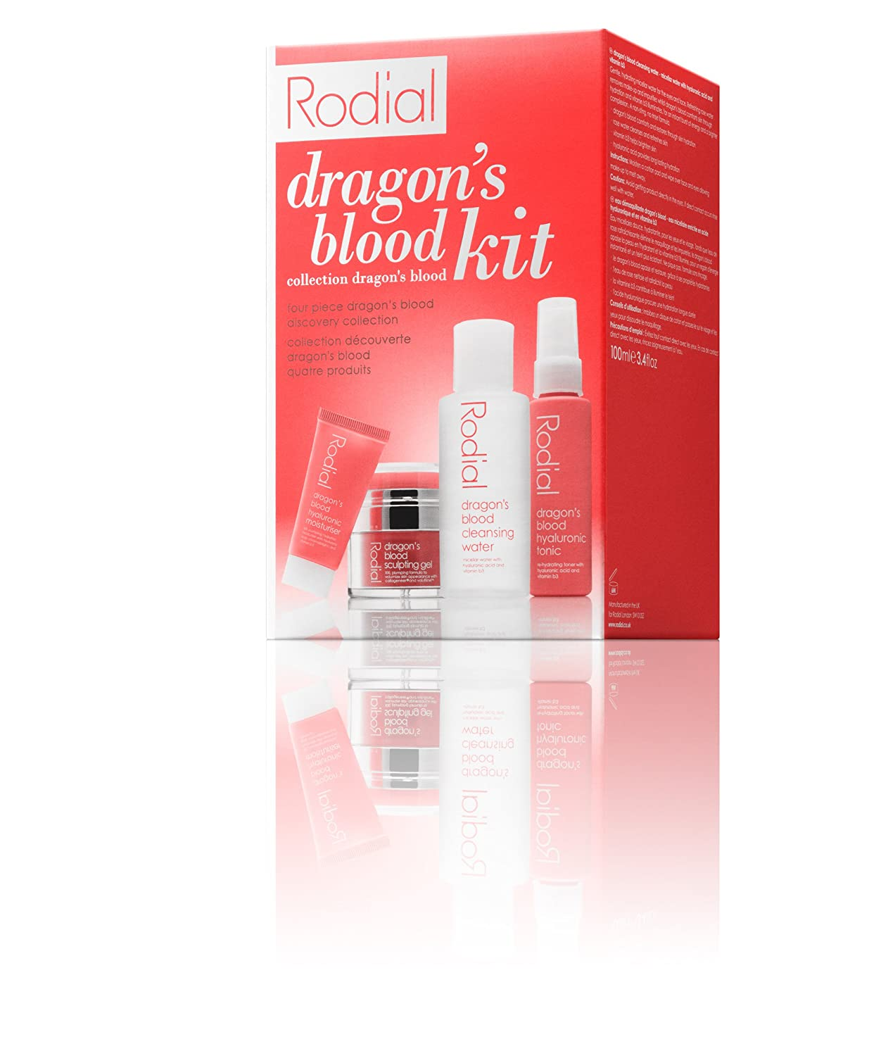 Rodial Dragon' s Blood Discovery Kit SKDRGBDISCKIT