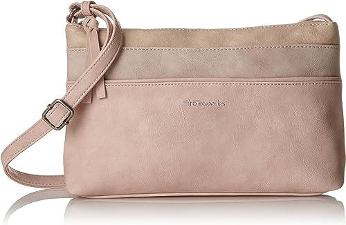 Tamaris Damen Khema Crossbody Bag S Umhängetasche, 6,5x17x27 cm