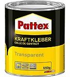 Pattex Transparent 650G