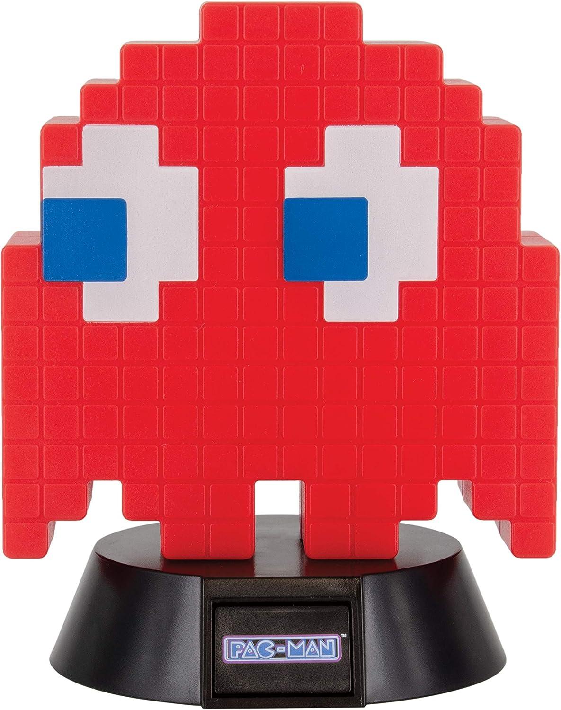 Pac Man Blinky Icon Light